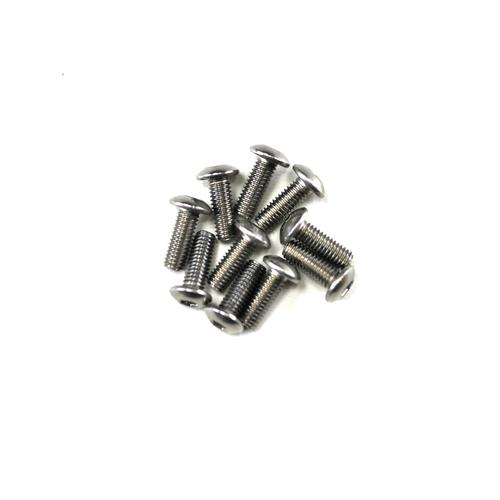 RR <b>M3 8mm</b> Stainless Steel Screw - 10pcs