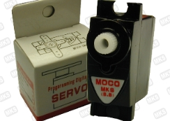 MKS MOCO FET Servo with Ball Bearing and Metal Gear