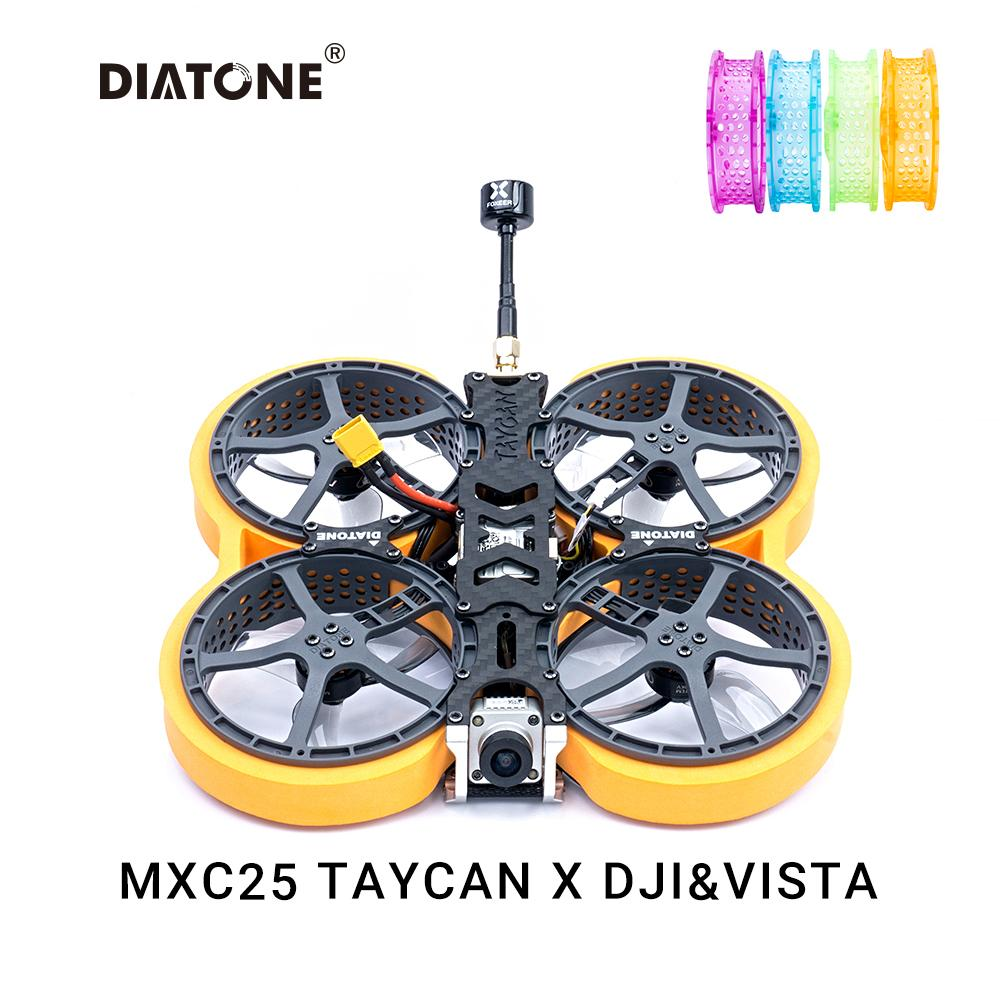 DIATONE <b>TAYCAN 25 VISTA</b> CAMERA PNP 2.5INCH CINEWHOOP