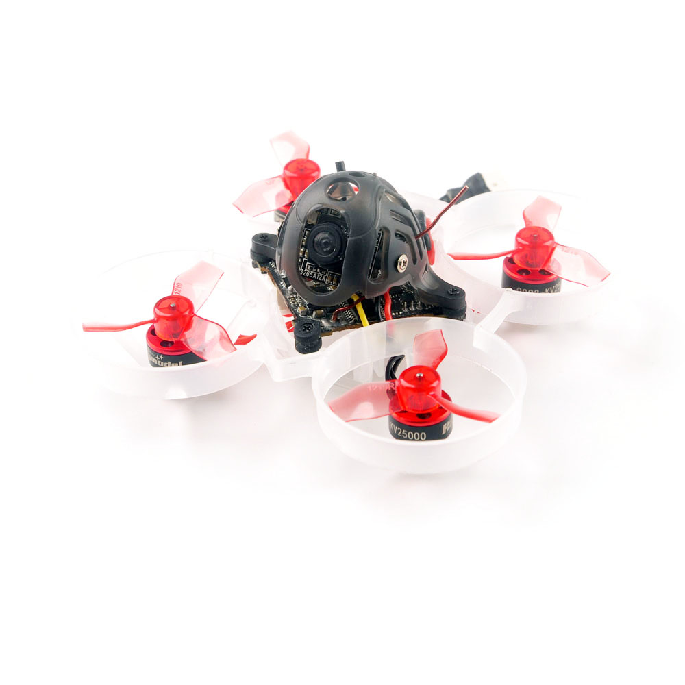 Happymodel <b>Mobula6</b> 1S 65mm Brushless Whoop <b>Race</b> Edition - <b>Spektrum</b>