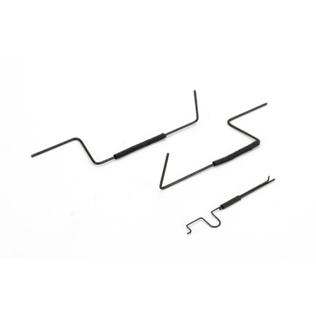 Aileron Pushrod/Linkage: Micro P-51