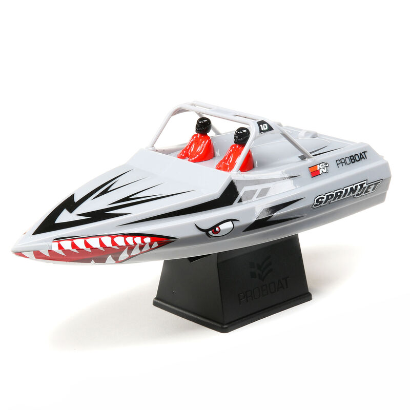 Proboat Sprintjet 9-inch Self-Righting Jet boat RTR