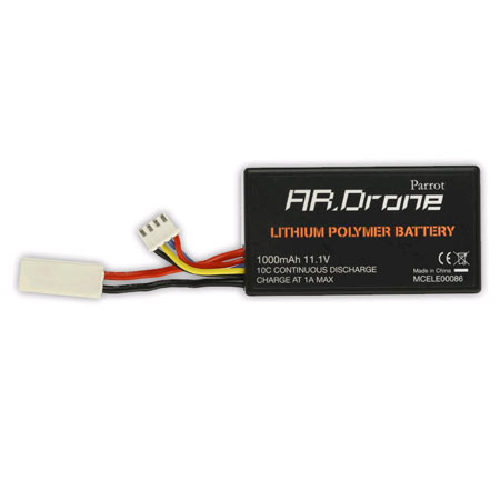 AR.Drone Li-Po Battery, 1000 mAh