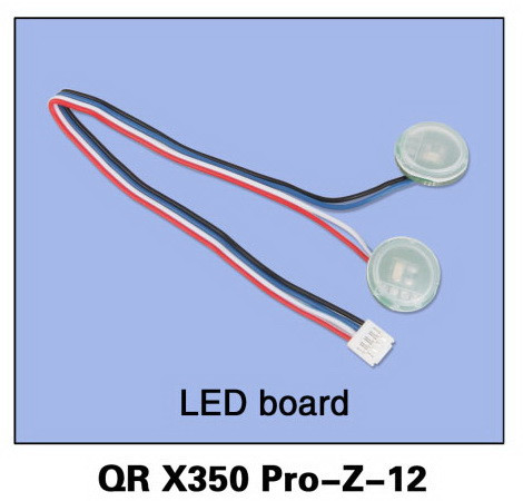 Walkera QR X350 Pro LED Board