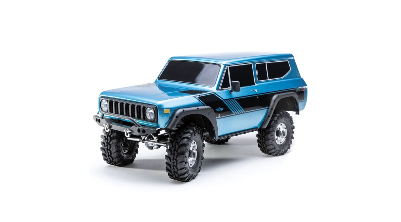 Redcat Racing Gen 8 International Scout II 1/10 4WD RTR Blue