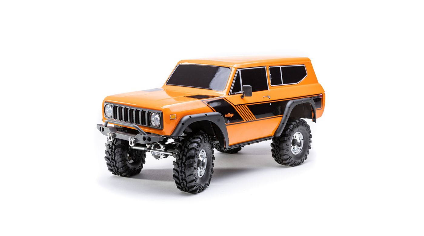 Redcat Racing Gen 8 International Scout II 1/10 4WD RTR Orange