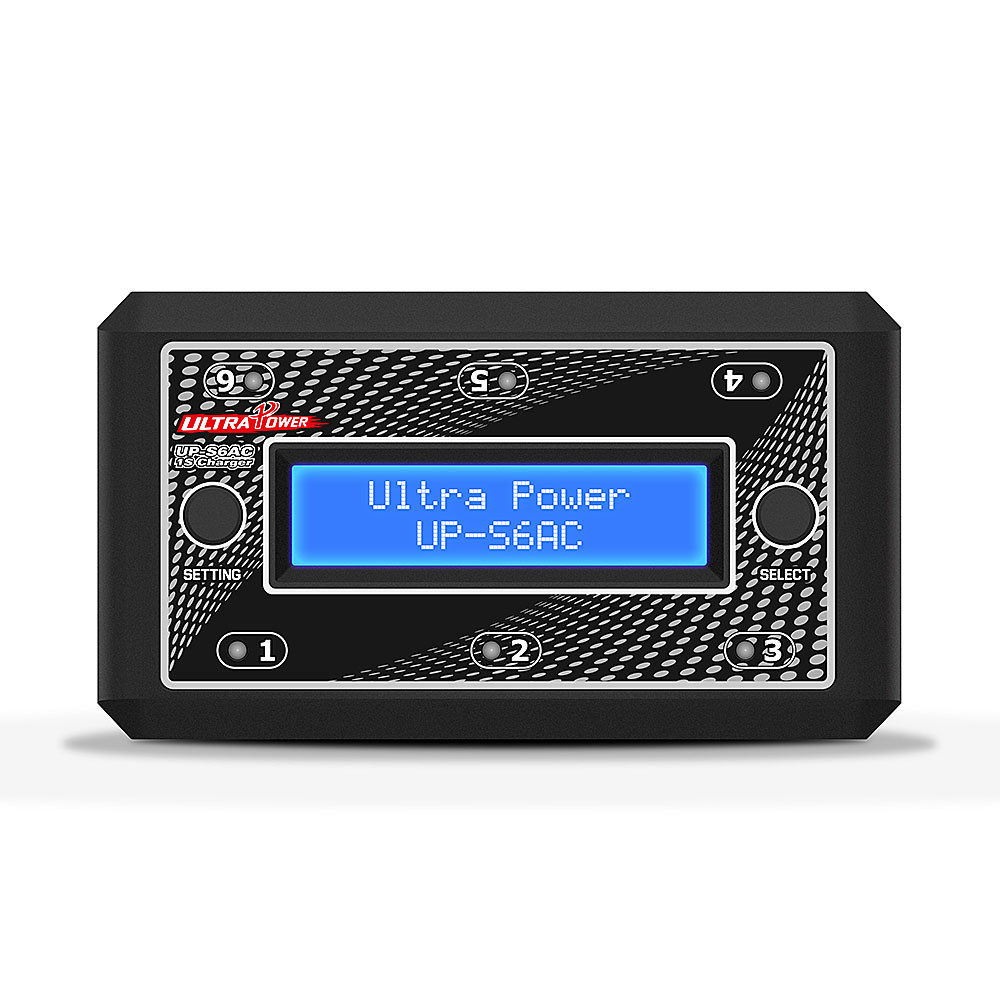 Ultra Power UP-S6 1S AC/DC Battery Charger
