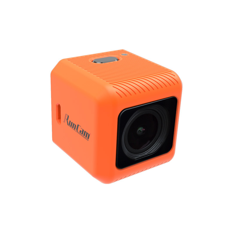Runcam 5 Orange 4K Action Camera w/ Stabilization - 4K 30FPS / 2.7K 60FPS