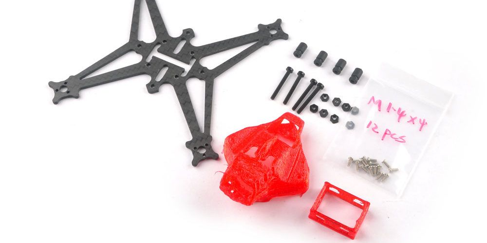 Happymodel Sailfly-X Frame Kit