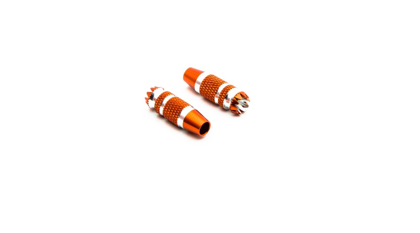 Spektrum Stick Ends, 24mm:: DX6G2, DX7G2