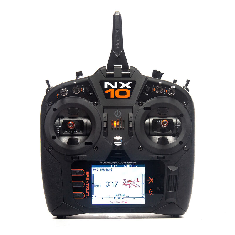 "Spektrum NX10 10-Channel Transmitter Only - <font color=""red""><b>(PREORDER)</b></font>"