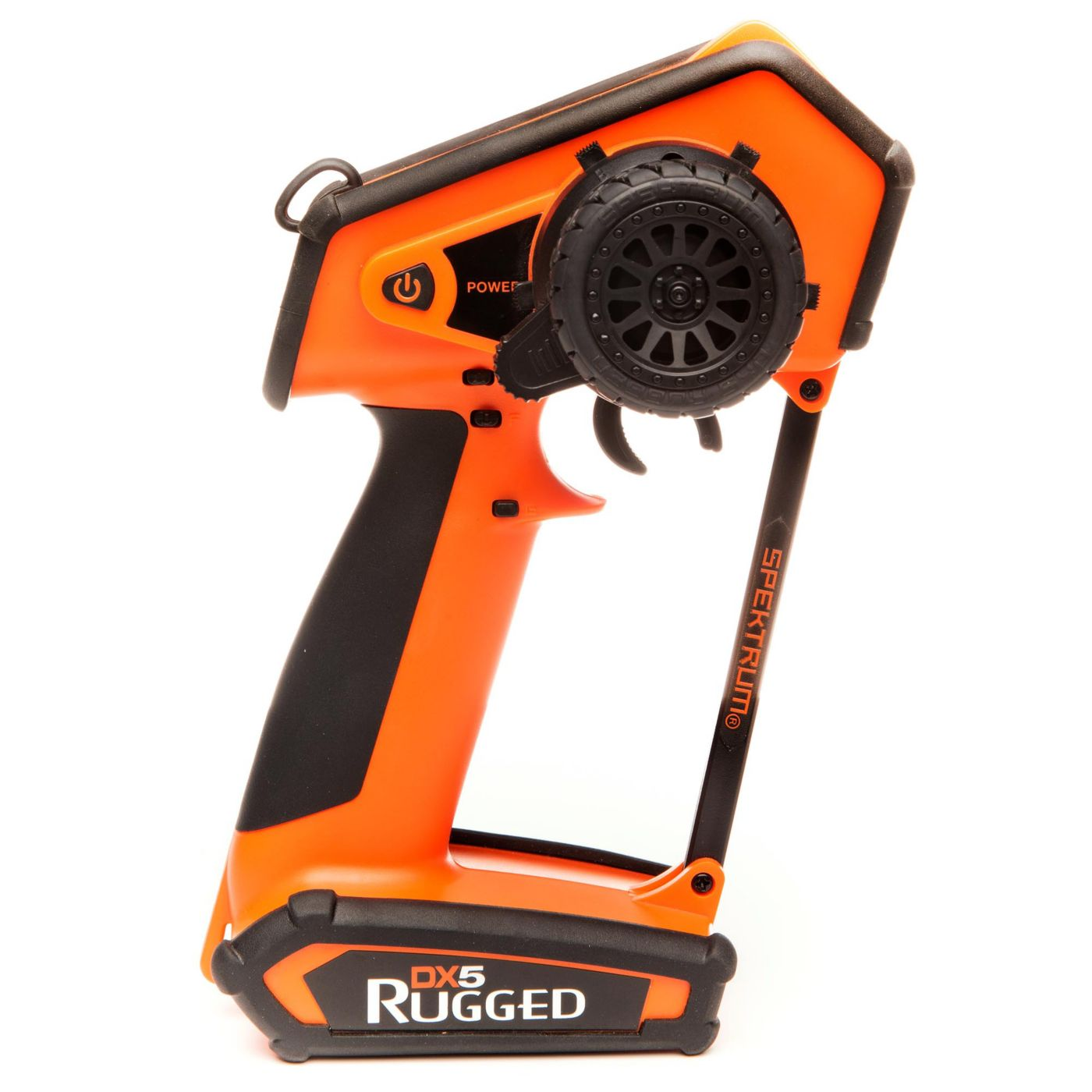 Spektrum DX5 Rugged DSMR TX Only, Orange