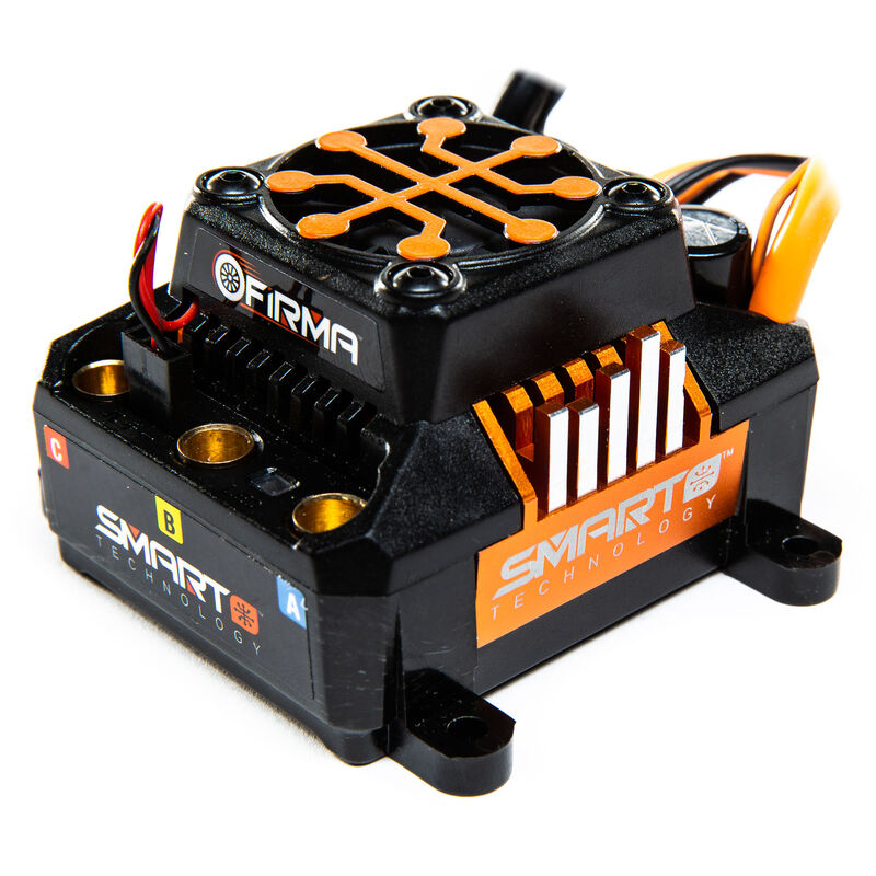 Spektrum Firma 160A Brushless Smart ESC, 3S-8S