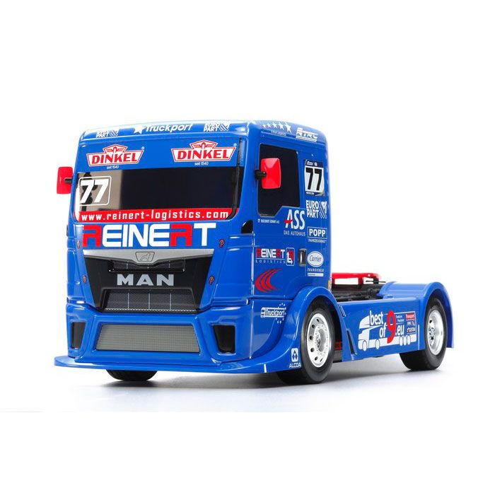 Tamiya 1/14 Team Reinert Racing MAN TGS 4WD TT-01 Type E Kit