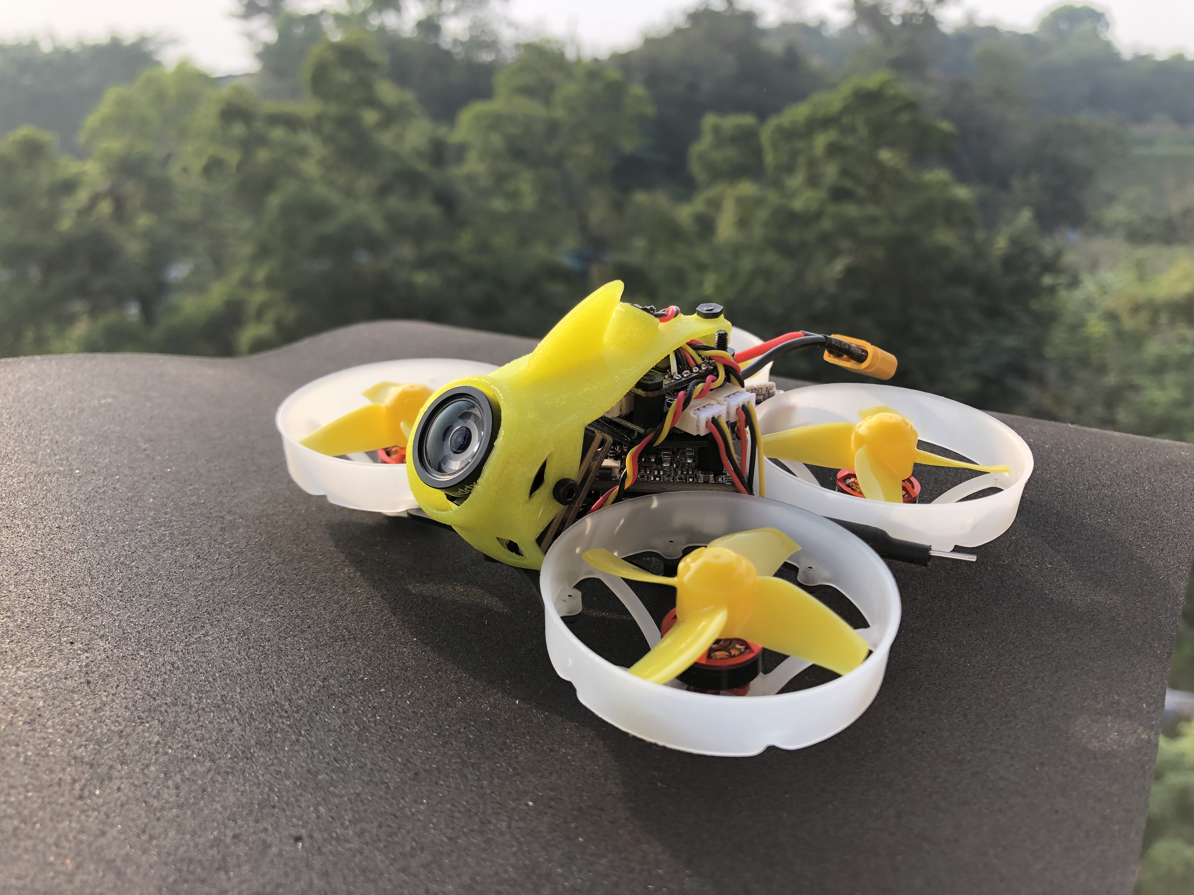 FullSpeed RC <b>Tiny Leader HD</b> - <b>BNF FRSKY</b> - SNHE