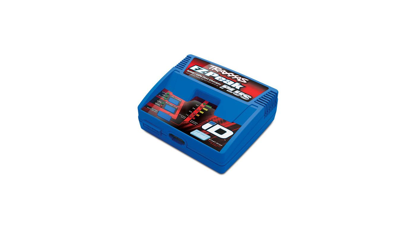 Traxxas EZ-Peak Plus 4amp NiMH/LiPo Charger with iD - SNHE