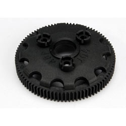48P Spur Gear,90T : Torque Slipper Clutch
