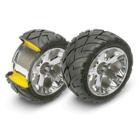 Front Anaconda Tire, All Star Wheels: Jato
