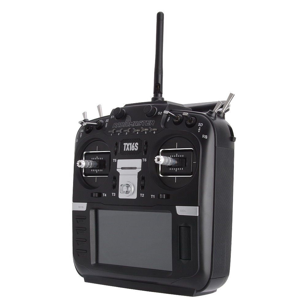 Radiomaster TX16S (w/Hall Sensor) 16ch 2.4ghz Multi-protocol OpenTX Radio <b><font color=red>(PRE-ORDER)</font></b>