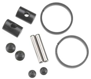 Associated Center CVA Rebuild Set RC8