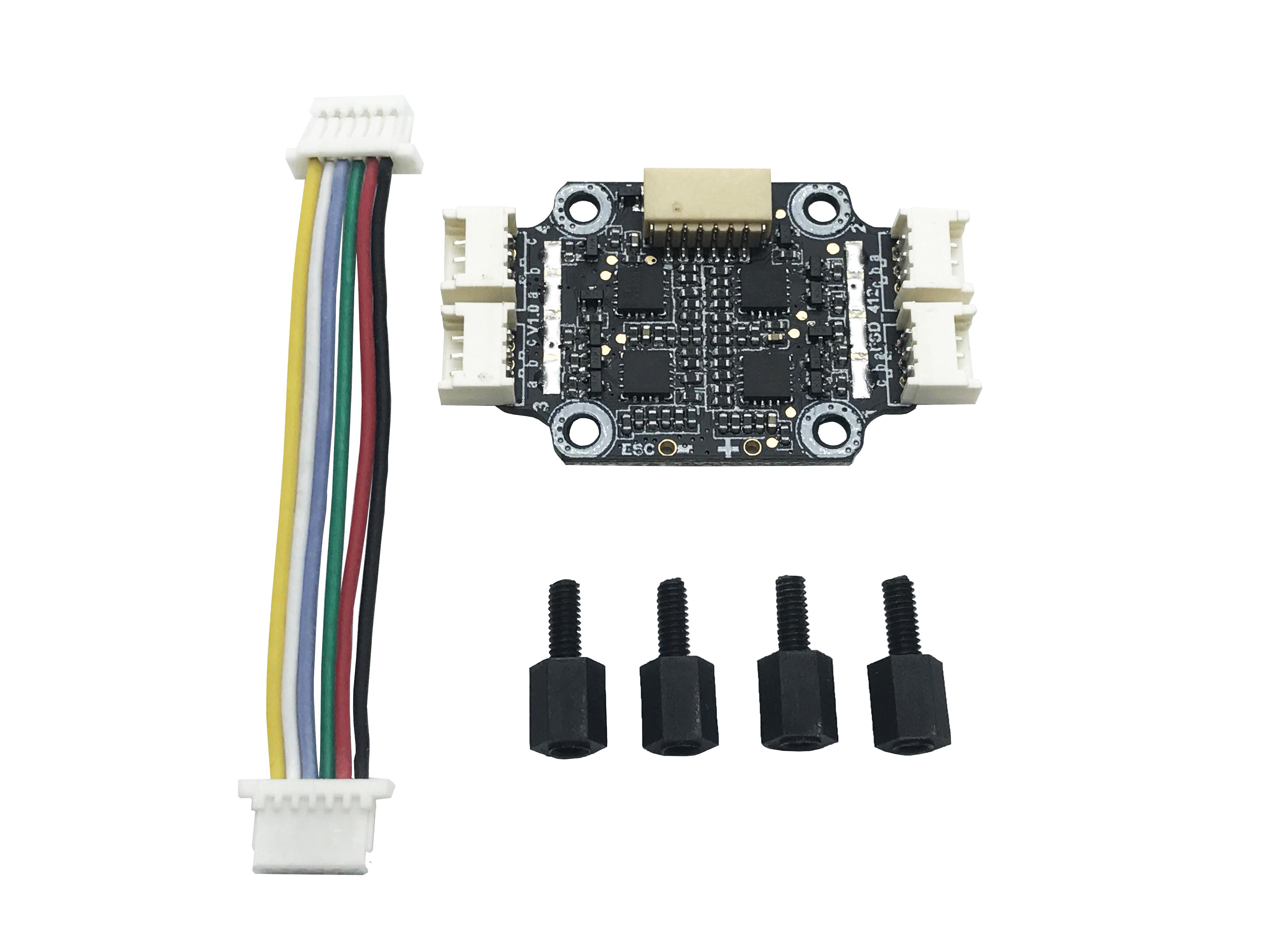 FullSpeed RC FSD412 12A 1-3S ESC(16*16mm) - SNHE