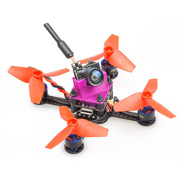 Full Speed Beebee-66 LITE RC Drone FPV Racer <b>Bind-N-Fly DSM </b>