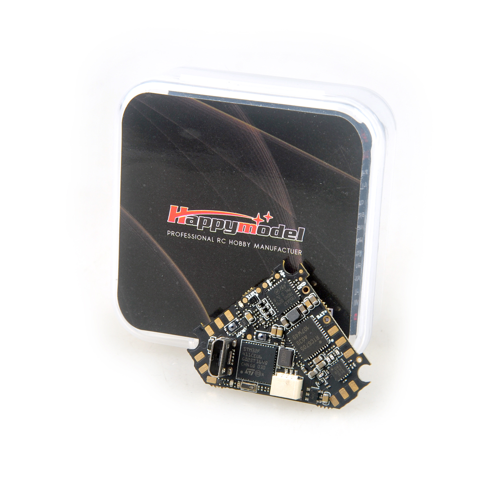 Happymodel Diamond F4 FR 5-in-1 AIO Flight Controller w/ Built-In ESC, VTX, Receiver - <b>SPI Flysky</b>