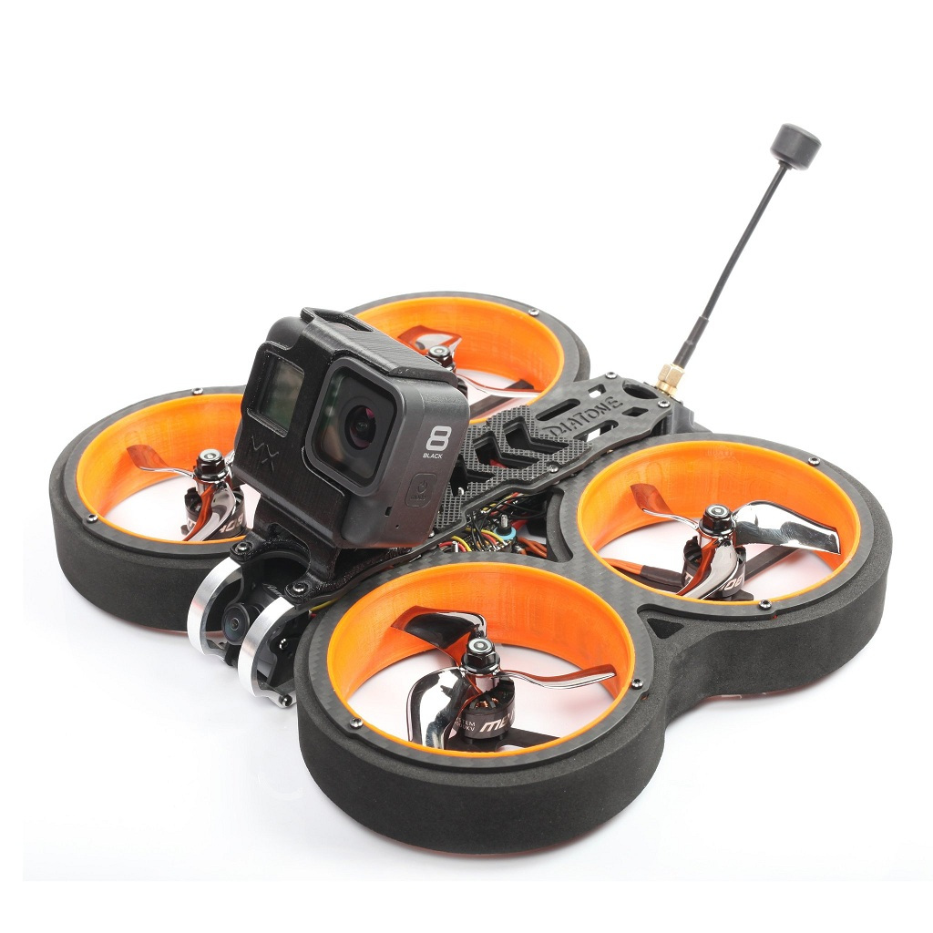 "DIATONE MXC TAYCAN <b>6S</b> DUCT 3-INCH CINEWHOOP <b>BLACK BNF</b> <font color=""red""><b>(PREORDER)</b></font>"