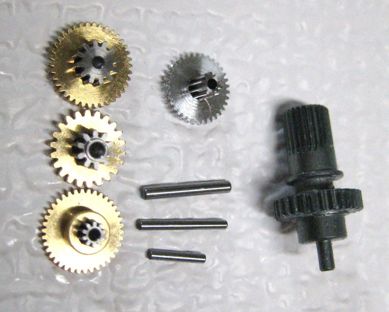 KST DS125MG - Gear Set