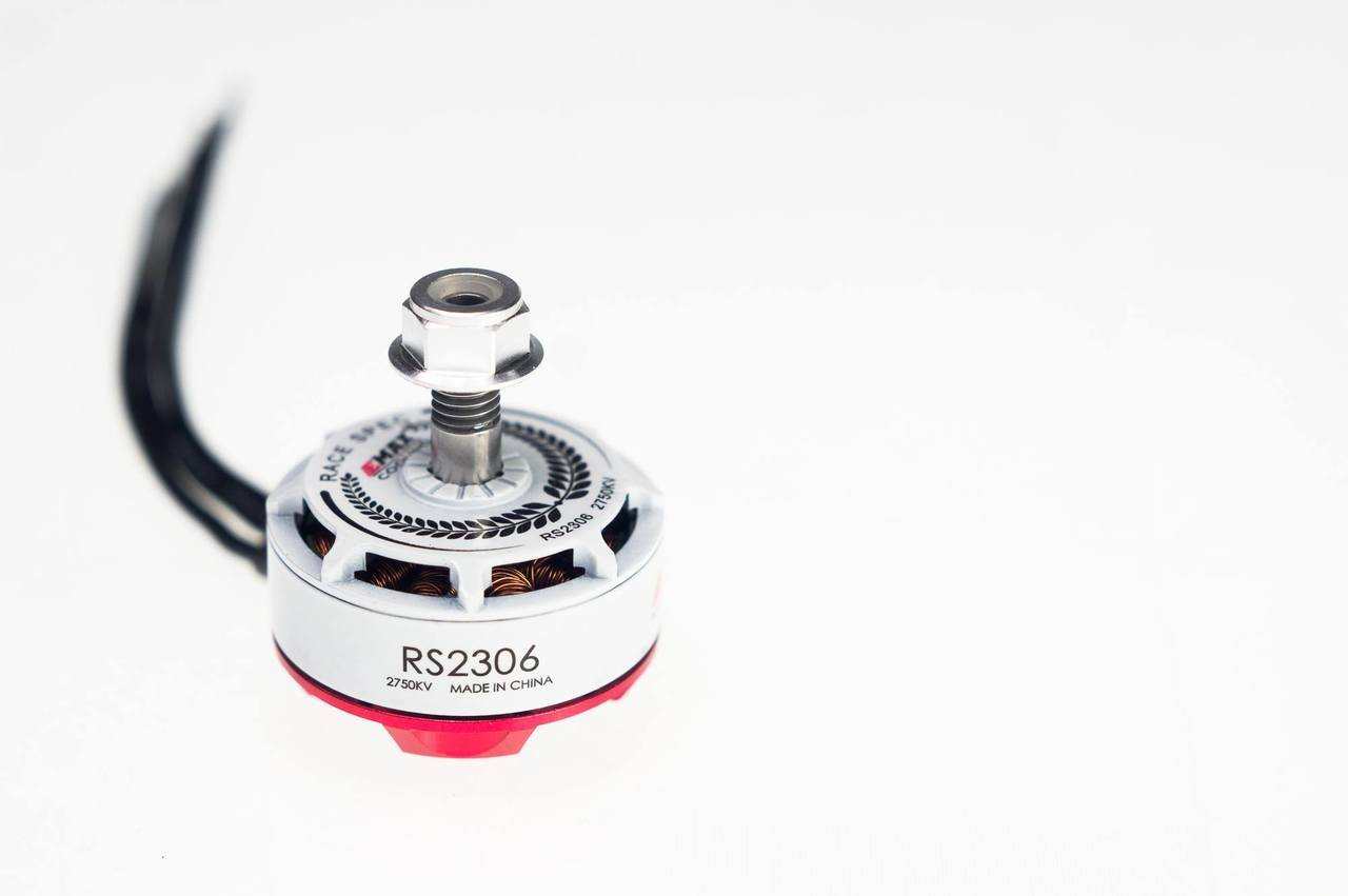 EMAX RS2306 <b>2750kv</b> RACING SERIES BRUSHLESS MOTOR (WHITE) - SNHE