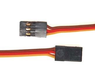 H-003/H-006 JR Male Servo Lead 26AWG L=20CM - SNHE