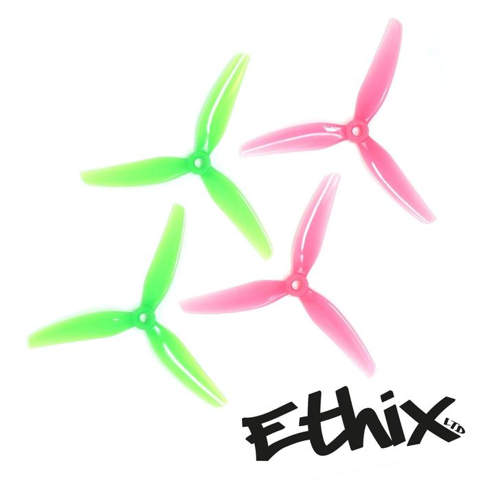 HQ <b>Ethix S3 Watermelon</b> Propellers (2CW+2CCW)