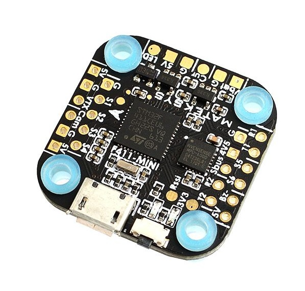 Matek Systems FLIGHT CONTROLLER F411-MINI