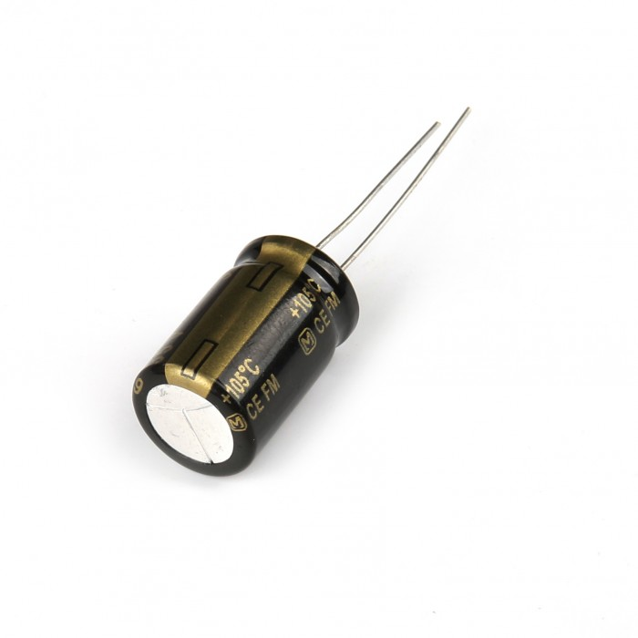 Low ESR Capacitor Panasonic <b>(680UF 35v)</b> - SNHE