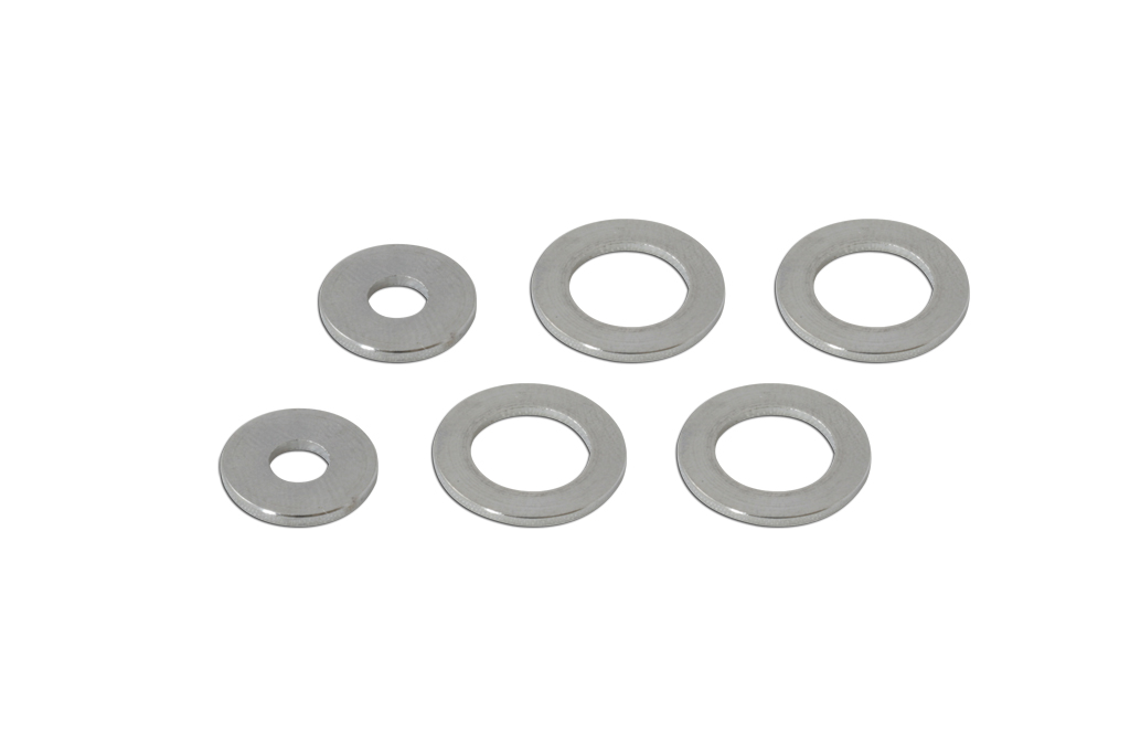 GAUI X7 MAIN BLADE HOLDER WASHER PACK