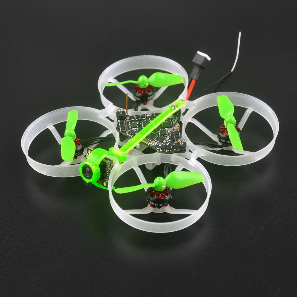 Happymodel Moblite7 Ultralight 1S 75mm Brushless Whoop - <b>BNF SPI Flysky</b>