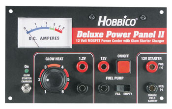 Hobbico Deluxe Power Panel II