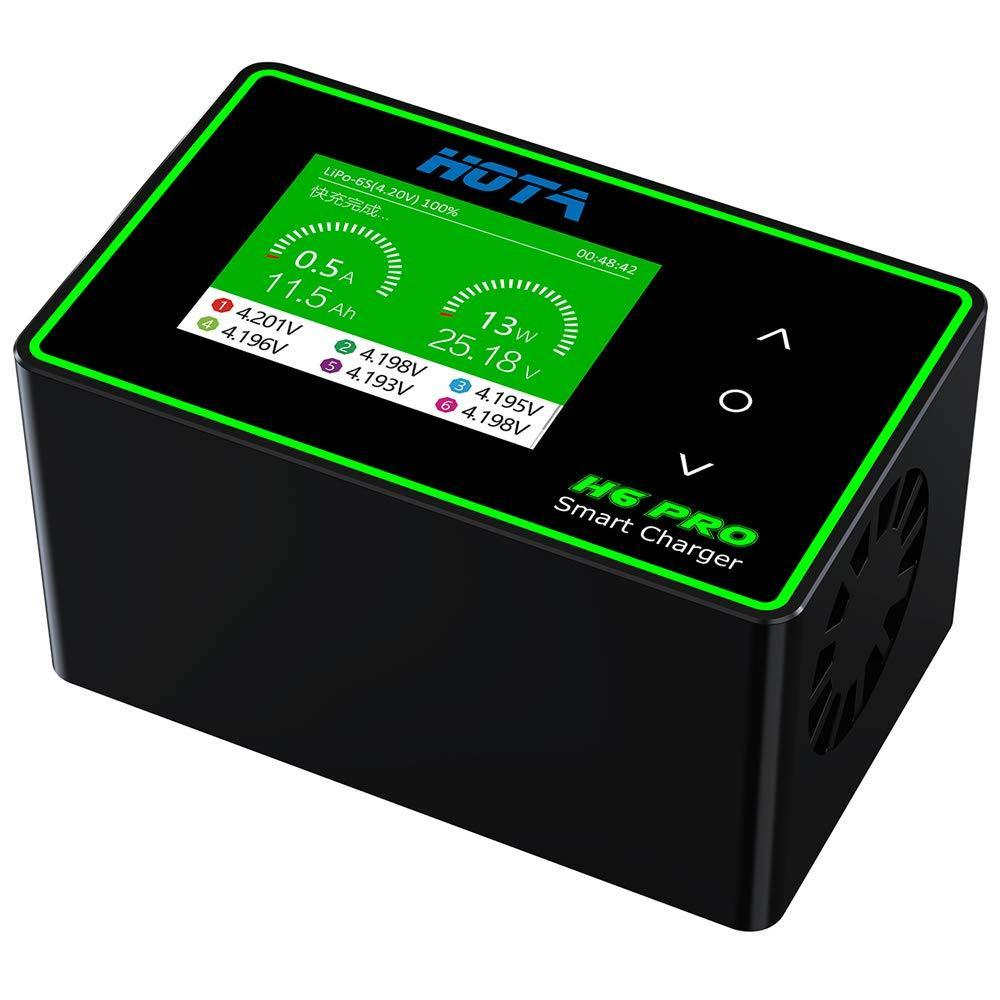 HOTA H6 Pro AC200W DC700W 26A AC/DC Charger
