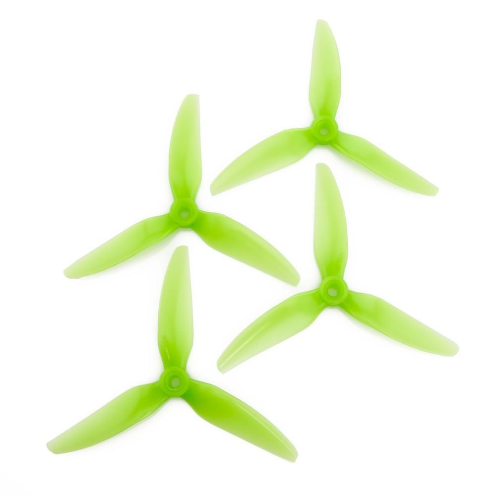 "HQ Durable PC Prop <b>5X4.5X3V1S:</b> <font color=""green""><b>Light Green</b></font> (2CW+2CCW)"