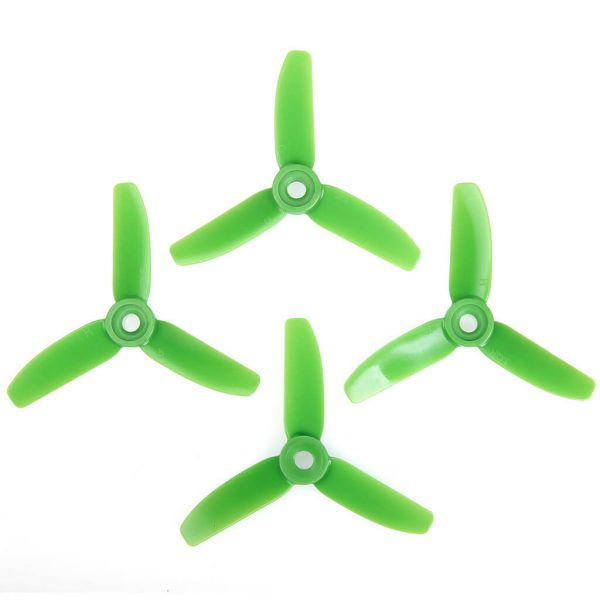 "HQ Durable PC Prop <b>3X3X3:</b> <font color=""green""><b>Light Green</b></font> (2CW+2CCW)"