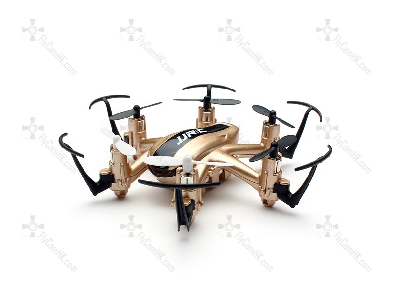JJRC H20 2.4G 6-Axis RC Hexacopter - GOLD - SNHE