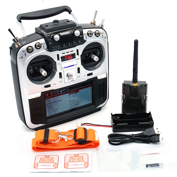 Jumper T16 Open Source Multi-protocol Radio Transmitter