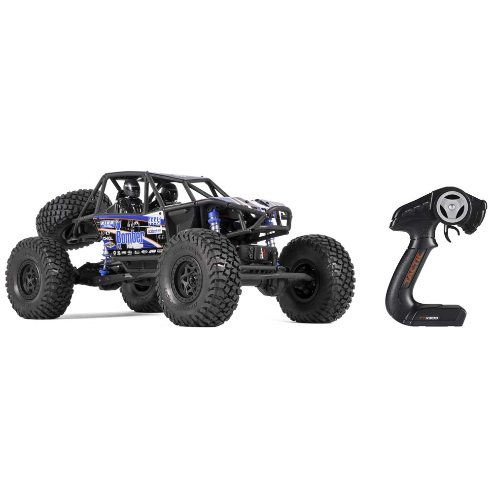 Axial 1/10 4WD RR10 Bomber Electric Rock Racer RTR - SNHE