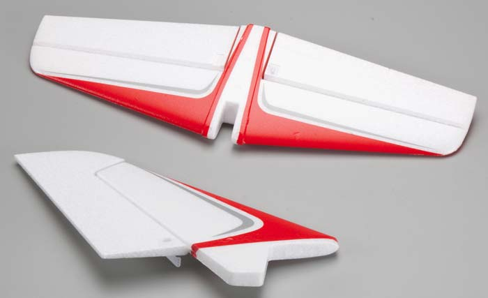 Flyzone Tail Surfaces Set Millenium Master EP