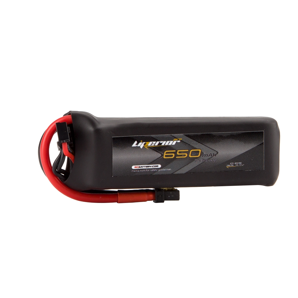 RC BATTERY Liperior Pro 650mAh 3S 75C 11.1V Lipo Battery With XT30 Plug