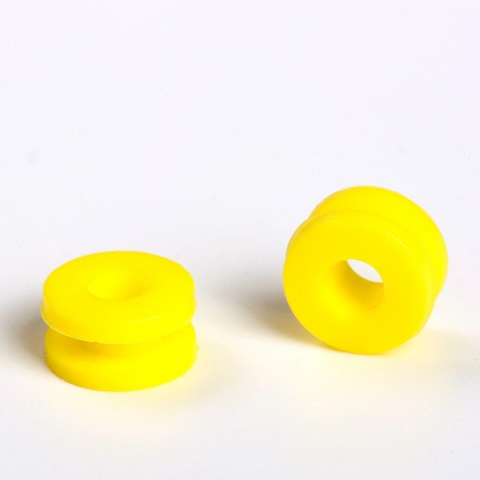 M3 Damper for Flight Control (4 pcs) - <font color=&quot;yellow&quot;><b>Yellow</b></font> - SNHE