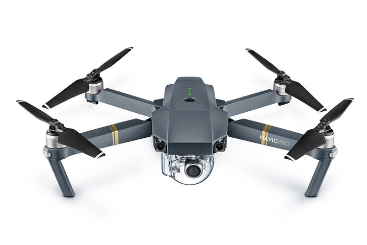 DJI MAVIC PRO READY TO FLY FOLDING QUADCOPTER WITH 4K CAMERA - FLY MORE COMBO - SNHE