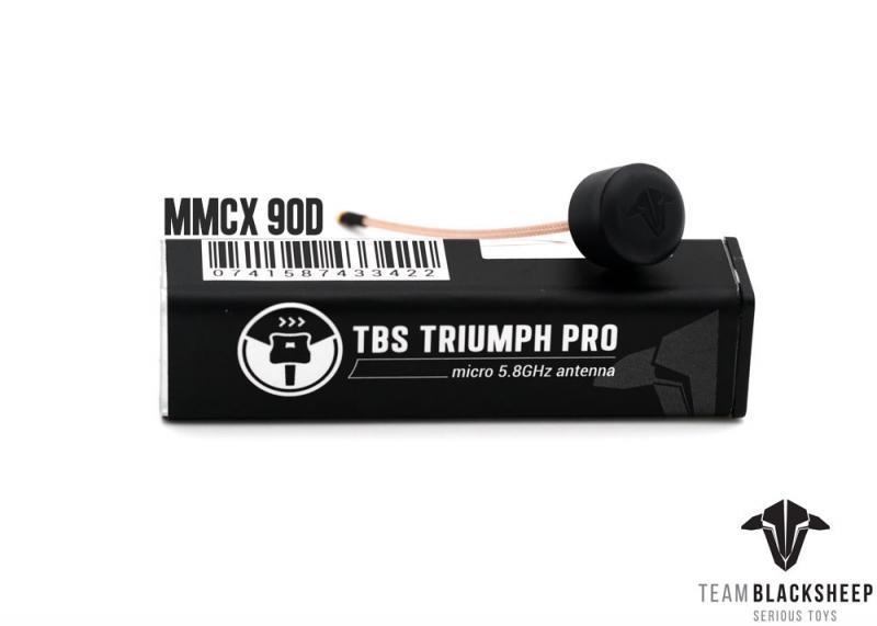 TBS TRIUMPH PRO <b>(MMCX 90°)</b> - SNHE