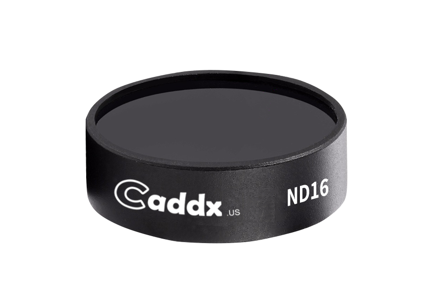 CADDX <b>ND16 filter - 14MM</b>(FOR RATEL AND TURTLE V2 SPECIAL LENS) - SNHE