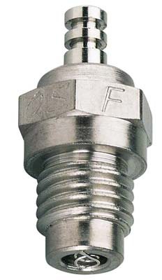 O.S. Type F Glow Plug Medium Four Stroke